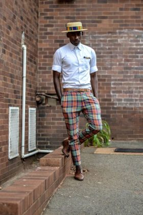 African Street Fashion Style