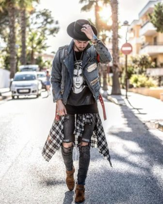 Men Street Fashion