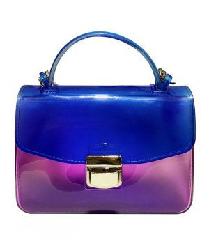 Jelly Rubber Hand Bag